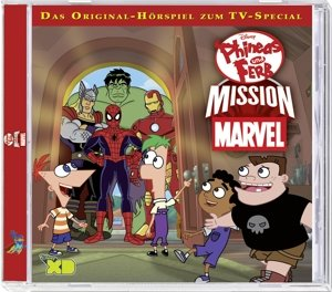 Phineas & Ferb TV Serie -Mission Marvel