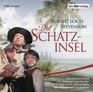Die Schatzinsel. 2 CDs