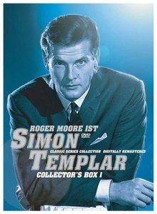 Simon Templar - Collectors Box 1