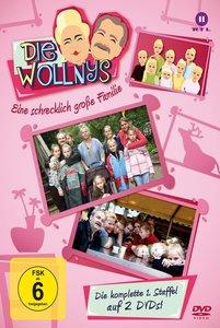 Die Wollnys - Schrecklich Große Familie (Staffel 1