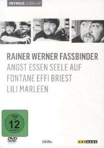 Rainer Werner Fassbinder. Arthaus Close-Up