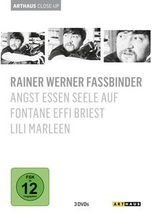 Rainer Werner Fassbinder. Arthaus Close-Up