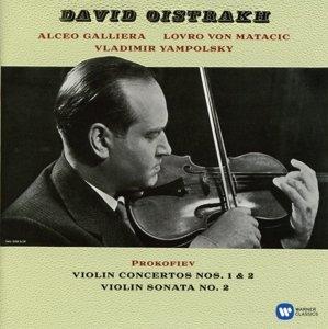 Violinkonzerte 1+2/Violinsonate 2