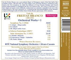Sinfonie 1/Suite Alentejana