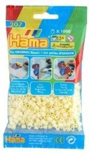 Hama 207-02 - Perlen creme, 1000 Stück