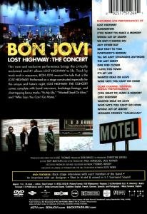 Lost Highway-The Concert (Amaray Box)