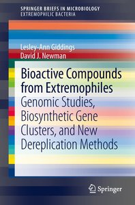 Bioactive Compounds from Extremophiles