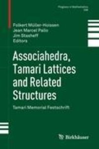 Associahedra, Tamari Lattices and Related Structures