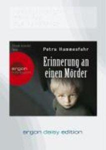 Erinnerung an einen Mörder (DAISY Edition)