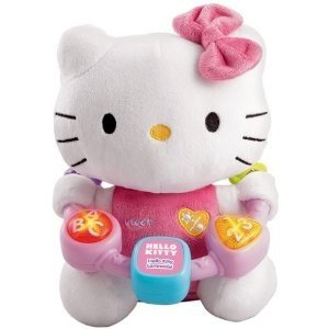 VTech Baby 80-115004 - Hello Kitty: Lernrassel