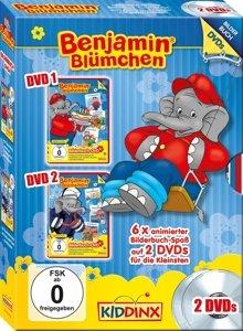 DVD Bilderbuch-Box Folge 3+4