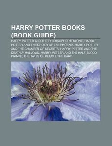 Harry Potter books (Book Guide)