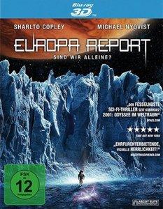 Europa Report 3D (Blu-ray)