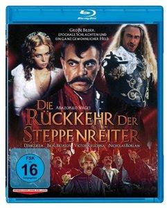 Die Rückkehr der Steppenreiter (Blu-ray)