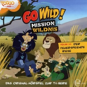 Go Wild!;(14)HSP TV-Feuerspeiende Riese