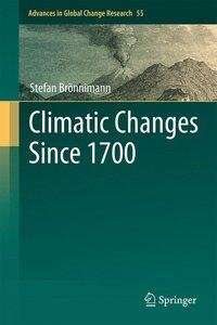 Climatic Change Since 1700