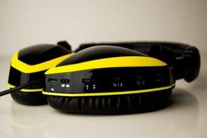 snakebyte - Python 6700V Virtual 7.1 Headset, Kopfhörer mit Mikr
