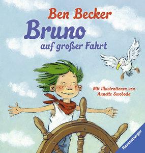 Bruno auf großer Fahrt