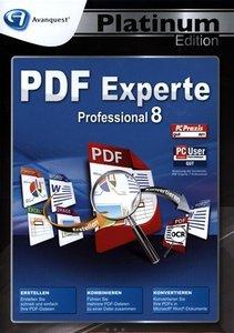 PDF Experte 8 Professional - Platinum Edition