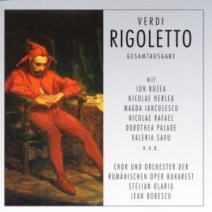 Verdi Rigoletto Gesamtausgabe