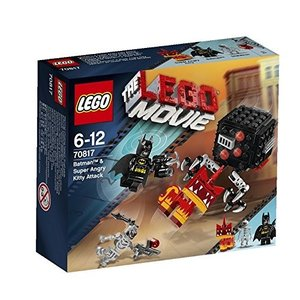 LEGO 70817 - Movie: Batman und Super Kratz Kitty Attacke