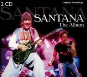 Carlos Santana -The Album