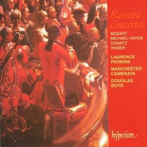 Classical Bassoon Concertos