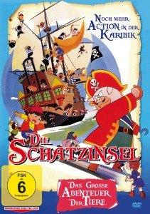 Die Schatzinsel/Anime