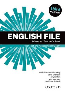 English File: Advanced. Teacher\'s Book with Test and Assessment