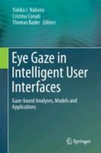 Eye Gaze in Intelligent User Interfaces