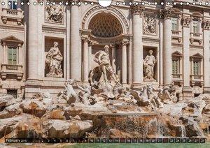 a weekend in Rome / UK-Version (Wall Calendar 2015 DIN A4 Landsc