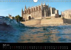 CLASH OF TWO WORLDS (Wall Calendar 2015 DIN A4 Landscape)