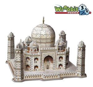 TAJ MAHAL - 3D-PUZZLE Wrebbit