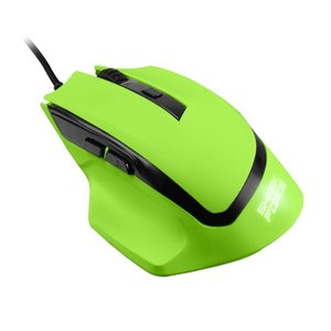 Sharkoon SHARK Force - Gaming Mouse - Grün