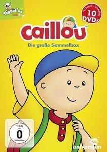 Caillou Sammel-Box