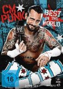 CM Punk:Best In The World
