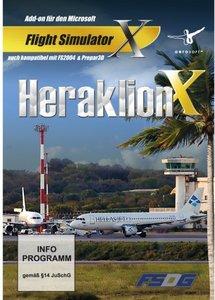 AddOn FSX Heraklion X/CD-ROM