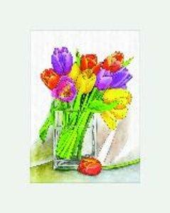 Noris 602120691 - MNZ Tulpen Aquarell