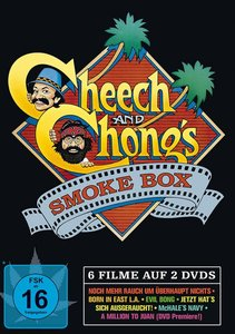 Cheech&Chong;Smoke Box(6 Filme)