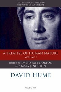 David Hume: A Treatise of Human Nature. 2 volumes