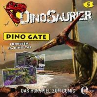 (5)Original Hörspiel z.Comic-Erdbeben Im Dinotal - zum Schließen ins Bild klicken