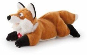 Trudi 29887 - Handpuppe Fuchs liegend