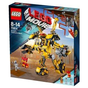 LEGO® Movie 70814 - Emmets Roboter
