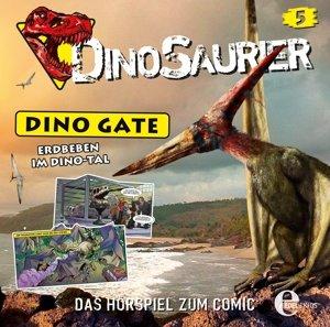 (5)Original Hörspiel z.Comic-Erdbeben Im Dinotal