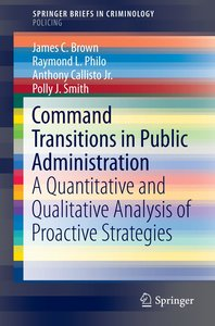 Command Transitions in Public Administration