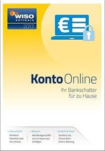 WISO Konto Online 2017. Für Windows Vista, Windows 7, Windows 8