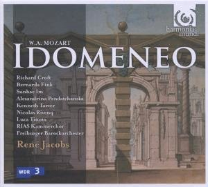 Idomeneo (+DVD Making Of)
