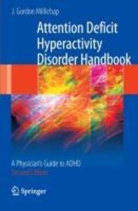 Attention Deficit Hyperactivity Disorder Handbook