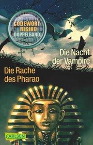 Borlik, M: Codewort Risiko: Die Nacht der Vampire / Die Rach