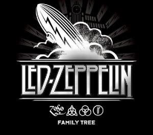 Led Zeppelin Family Tree
